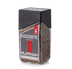 фото Кофе растворимый Egoiste Platinum 100 г