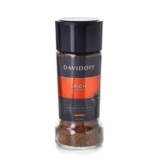 фото Кофе Davidoff Cafe Rich Aroma растворимый сублимированный 100 г