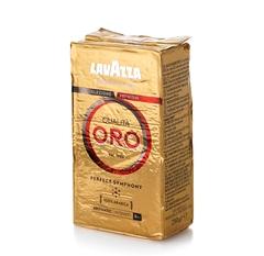 фото Кофе молотый Lavazza (Лавацца) Qualita Oro натуральный 250 г