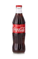 фото Газированный напиток Coca-Cola Classic 0,33 л стекло