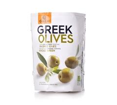 фото Оливки зелёные Gaea с косточкой БИО 150 г сашет Греция