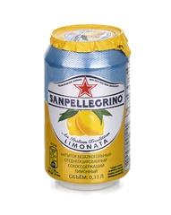 фото Газированный напиток Sanpellegrino Лимон 0,33 л