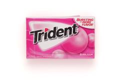 фото Жевательная резинка Trident Bubblegum