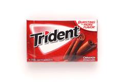 фото Жевательная резинка Trident Cinnamon