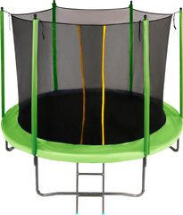 фото Батут JUMPY Comfort 10 FT (Green / Blue)