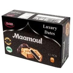 фото Песочное печенье Маамуль мини (Mamoul mini) с начинкой из финиковой пасты  0.192 гр