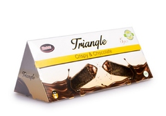 фото Воздушное кукурузное печенье Триангл (Triangle crispy & chocolate) 0,100 гр