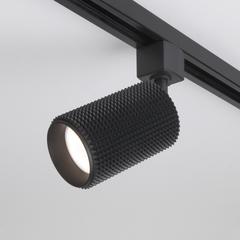 фото Трековый светильник для однофазного шинопровода Spike GU10 черный MRL 1011