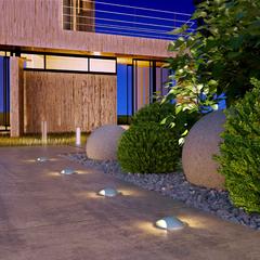 фото Подсветка для лестниц MRL LED 1105 алюминий