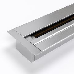 фото Встраиваемый однофазный шинопровод серебристый (2м.) TRLM-1-200-CH TRLM-1-200-CH
