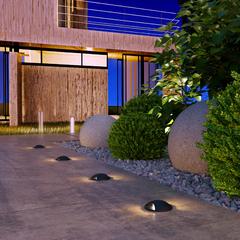 фото Подсветка для лестниц и дорожек MRL LED 1105 чёрный