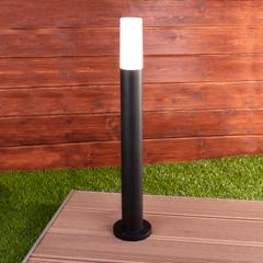 фото Ландшафтный светильник IP54 чёрный 1419 TECHNO