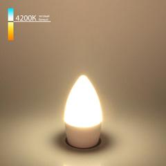 фото Светодиодная лампа Свеча СD  6W 4200K E27 BLE2737