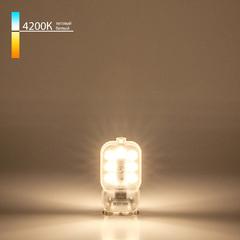 фото Светодиодная лампа G9 LED 3W 220V 4200K BLG907
