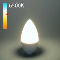фото Светодиодная лампа Свеча СD LED 8W 6500K E14 BLE1404