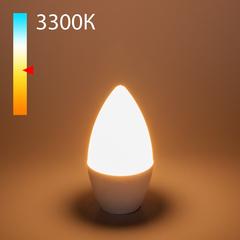 фото Светодиодная лампа Свеча СD LED 8W 3300K E14 BLE1402