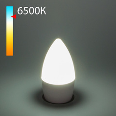 фото Светодиодная лампа Свеча СD LED 8W 6500K E27 BLE2724