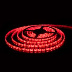 фото Светодиодная лента 2835/60Led 4,8W IP20 красный свет