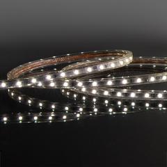 фото Комплект светодиодной ленты белой 10 м 4,8 Вт/м 60 LED 2835 IP65 LS004 220V