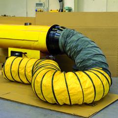 фото Адаптер для воздуховода на один выход ( диаметр 400 мм) Oklima
