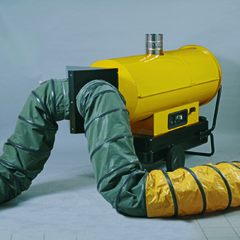 фото Адаптер для воздуховода на два выхода ( диаметр 300 мм) Oklima