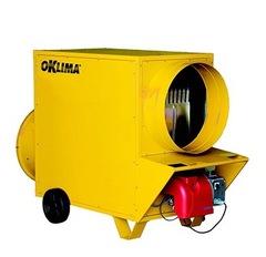фото Нагреватель воздуха высокой мощности Oklima SM 460 (дизель)