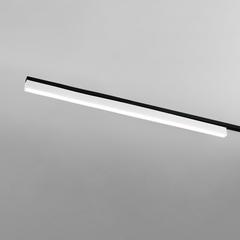 фото Трековый светодиодный светильник для однофазного шинопровода X-Line 20W 4200K белый матовый LTB54