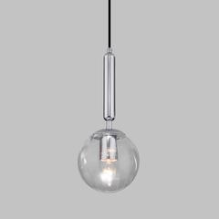 фото Подвесной светильник со стеклянным плафоном 50208/1 прозрачный