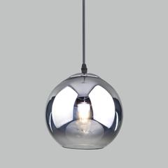 фото Подвесной светильник со стеклянным плафоном 50200/1 дымчатый
