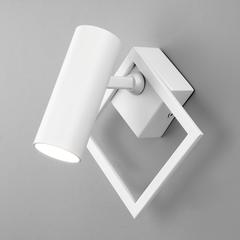 фото Настенный светодиодный светильник 20091/1 LED белый