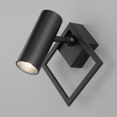 фото Настенный светодиодный светильник 20091/1 LED черный