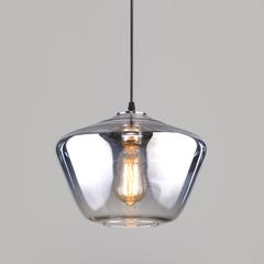 фото Подвесной светильник со стеклянным плафоном 50199/1 хром