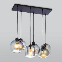 фото Потолочный светильник со стеклянными плафонами 2554 Sintra