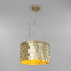 фото Подвесной светильник с металлическим абажуром 317/6