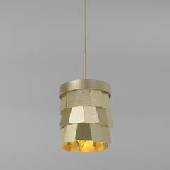 фото Подвесной светильник с металлическим абажуром 317/1
