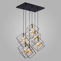 фото Подвесной светильник в стиле лофт 191 Alambre