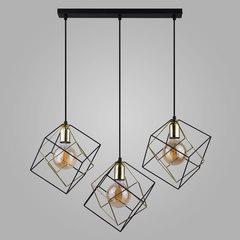 фото Подвесной светильник в стиле лофт 190 Alambre