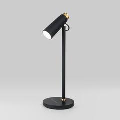 фото Светодиодный настольный светильник Joel черный/золото (TL70190)