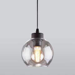 фото Подвесной светильник с круглым стеклянным плафоном 4319 Cubus