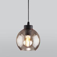 фото Подвесной светильник со стеклянным плафоном 4318 Cubus