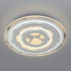 фото Потолочный светодиодный светильник с пультом управления 90220/1 белый
