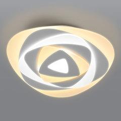 фото Светодиодный потолочный светильник с пультом управления 90212/1 белый