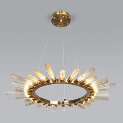 фото Подвесной светильник со стеклянными плафонами 557