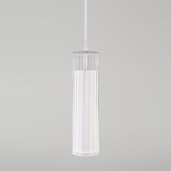 фото Подвесной светодиодный светильник 50187/1 LED белый