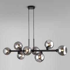 фото Подвесной светильник со стеклянными плафонами 70113/8 дымчатый