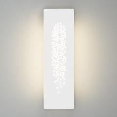 фото Настенный светодиодный светильник 40149/1 LED белый