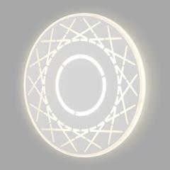 фото Настенный светодиодный светильник 40148/1 LED белый