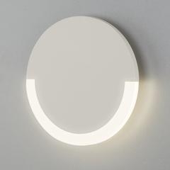 фото Настенный светодиодный светильник 40147/1 LED белый