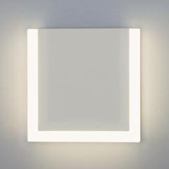 фото Настенный светодиодный светильник 40146/1 LED белый