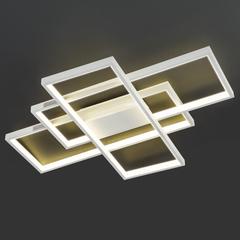 фото Потолочный светодиодный светильник 90177/3 белый